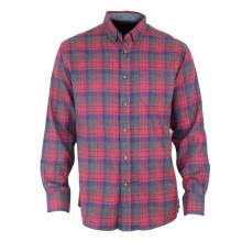 CH2002A CHEMISE FLANELLE 1 POCHE