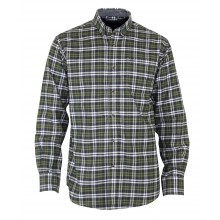 CH2004A CHEMISE FLANELLE 1 POCHE