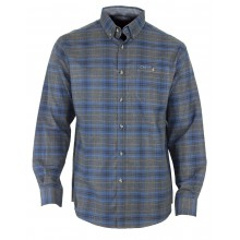 CH2007A CHEMISE FLANELLE 1 POCHE