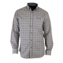 CH2008A CHEMISE FLANELLE 1 POCHE