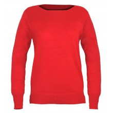 PULF2002A PULL UNI COL ROND ROUGE